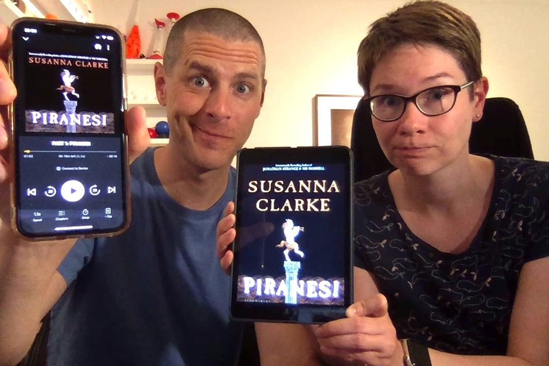 SFBRP #465 - Susanna Clarke - Piranesi