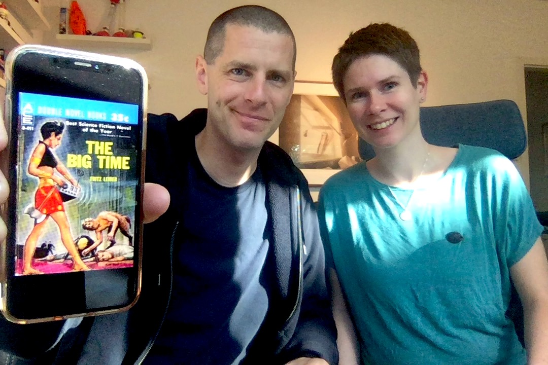 SFBRP #468 - Fritz Leiber - The Big Time